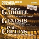 Just Tracks: Peter Gabriel, Genesis & Phil Collins