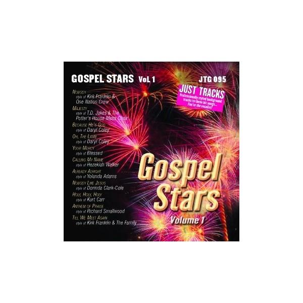 Just Tracks: Gospel Stars, Vol. 1