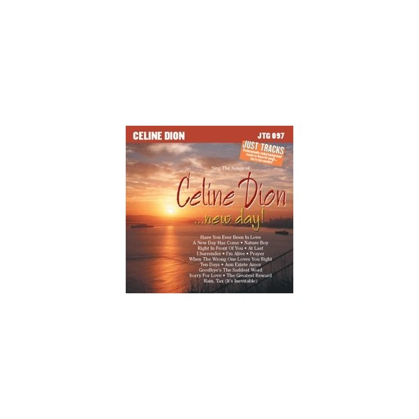 Celine Dion: A New Day!