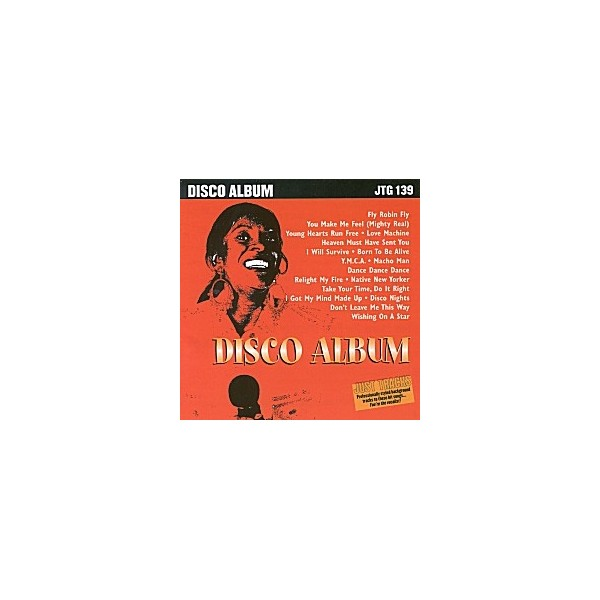 Disco: Just Tracks