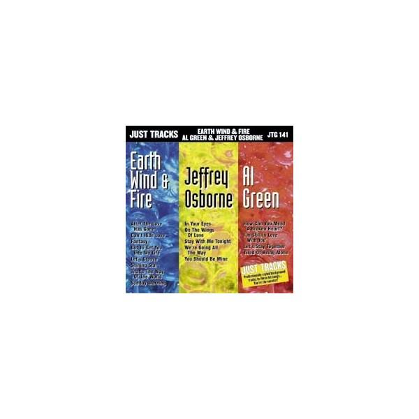 Earth, Wind & Fire, Al Green & Jeffrey Osborne