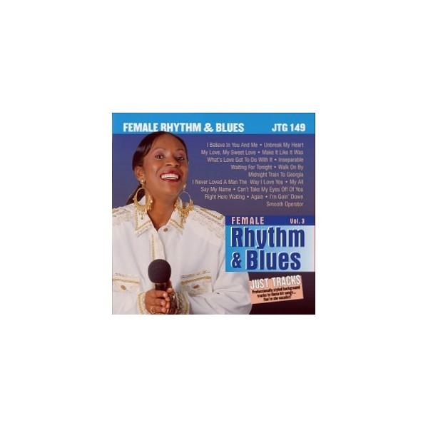 Female Rhythm & Blues, Vol. 3