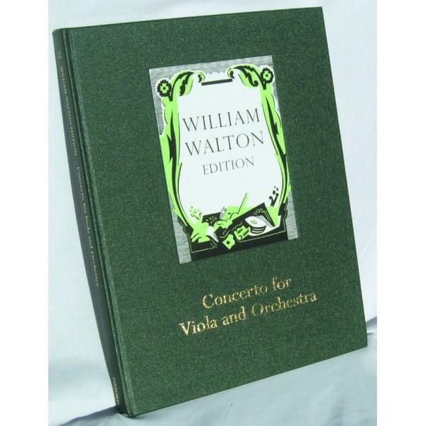 Viola Concerto - Walton, William