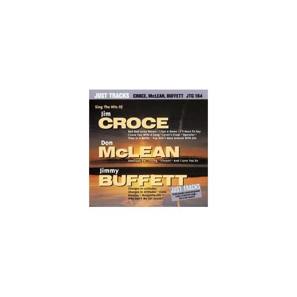 Hits Of Jim Croce, Don McLean & Jimmy Buffett