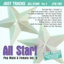 All Star Vol.  2: Just Tracks