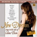 New Directions: Sing the Songs of Celine Dion
