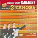 Sing The Songs Of Three Tenors