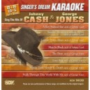 In The Hits Of Johnny Cash & George Jones