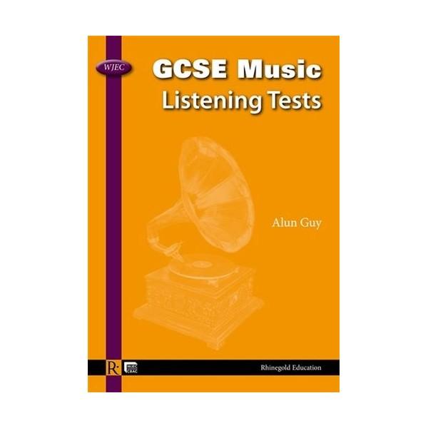 Alan Guy: WJEC GCSE Music Listening Tests - English