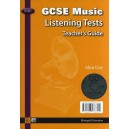 Alun Guy: WJEC GCSE Music Listening Tests - Teachers Guide/CD (English/Welsh)