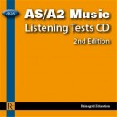 Philip Taylor: AQA AS/A2 Music Listening Tests - Audio CD (2nd Edition)