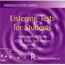 Ian Burton: AQA GCSE Music Listening Tests Book 1 - Audio CD