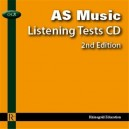 Veronica Jamset/Huw Ellis-Williams: OCR AS Music Listening Tests - Audio CD
