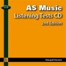 Veronica Jamset/Huw Ellis-Williams: OCR AS Music Listening Tests - Audio CD