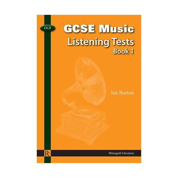 Ian Burton: OCR GCSE Music Listening Tests Book 1
