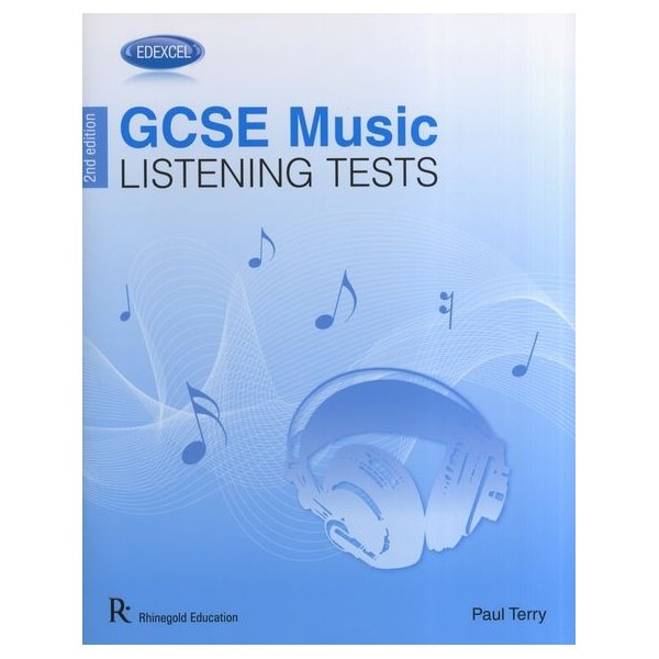 Paul Terry: Edexcel GCSE Music Listening Tests - 2nd Edition