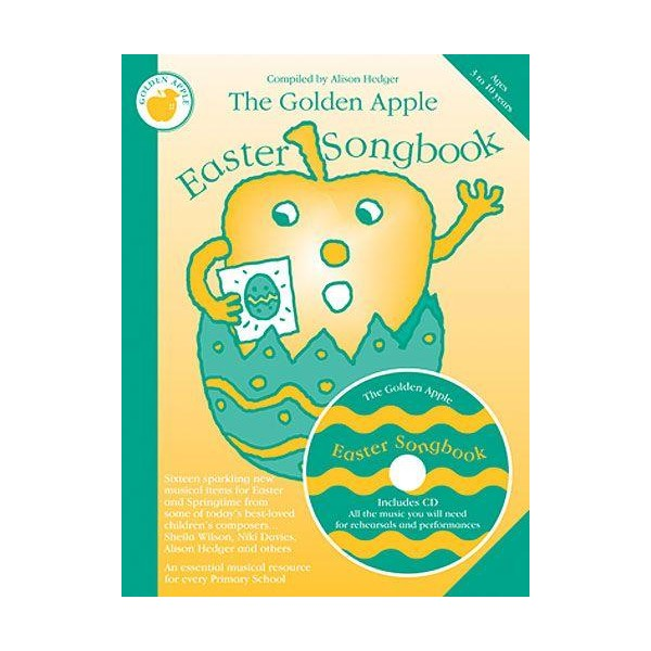 The Golden Apple Easter Songbook (Teachers Book/CD) - Hedger, Alison (Composer)