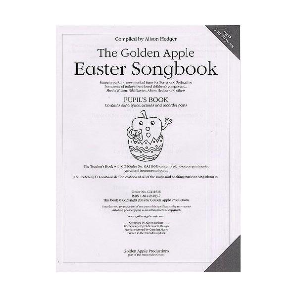 The Golden Apple Easter Songbook (Pupils Book) - Hedger, Alison (Composer)