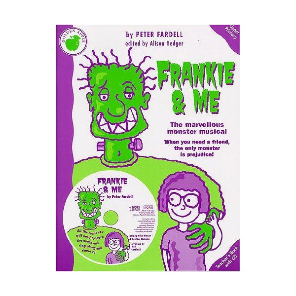 Peter Fardell: Frankie And Me (Teachers Book/CD) - Fardell, Peter (Composer)