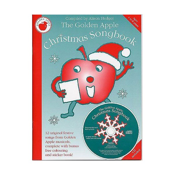 The Golden Apple Christmas Songbook - Hedger, Alison (Composer)