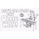 Alison Hedger: Lets All Play The Olly Way! Book 1 (Cassette) - Hedger, Alison (Composer)