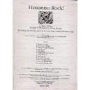Sheila Wilson: Hosanna Rock! (Pupils Book) - Wilson, Sheila (Composer)
