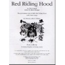Nick Cornall: Red Riding Hood (Pupils Book) - Cornall, Nick (Composer)