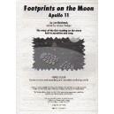 Jan Holdstock: Footprints On The Moon - Apollo 11 (Pupils Book) - Holdstock, Jan (Composer)
