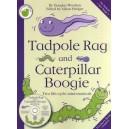 Douglas Wootton: Tadpole Rag And Caterpillar Boogie (Teachers Book/CD) - Hedger, Alison (Editor)