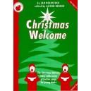 Jan Holdstock: A Christmas Welcome (Pupils Book) - Holdstock, Jan (Composer)
