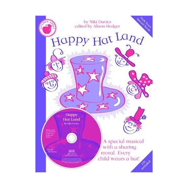 Niki Davies: Happy Hat Land (Teachers Book/CD) - Davies, Niki (Composer)