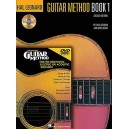 Hal Leonard Guitar Method: Book, CD And DVD Pack