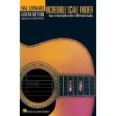 Hal Leonard Guitar Method: Incredible Scale Finder