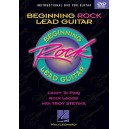 Beginning Rock Lead Guitar: Instructional DVD For Guitar