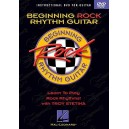 Beginning Rock Rhythm Guitar: Instructional DVD For Guitar