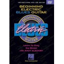 Beginning Electric Blues Guitar: Instructional DVD For Guitar