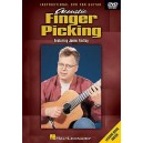 Acoustic Finger Picking: Instructional DVD For Guitar