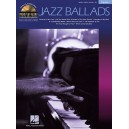 Piano Play-Along Volume 2: Jazz Ballads
