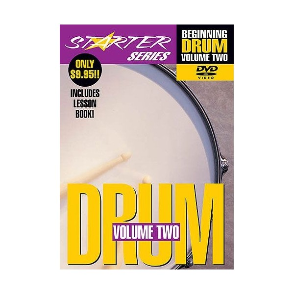Starter Series: Beginning Drum Volume Two (DVD)