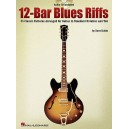 12-Bar Blues Riffs (Book And CD)