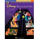 Easy Piano CD Play-Along Volume 11: Disney Blockbusters