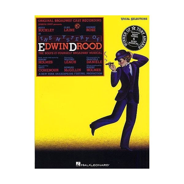 Rupert Holmes: The Mystery Of Edwin Drood - Vocal Selections