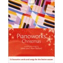 Bullard - Pianoworks Christmas - 24 favourite carols and songs for the festive season