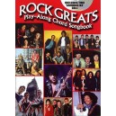 Rock Greats: Play-Along Chord Songbook