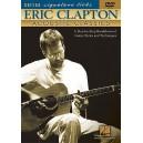 Eric Clapton: Acoustic Classics - Guitar Signature Licks DVD