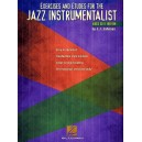 Exercises And Etudes For The Jazz Instrumentalist - Bass Clef Edition