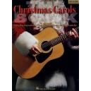 The Christmas Carols Book For Easy Guitar