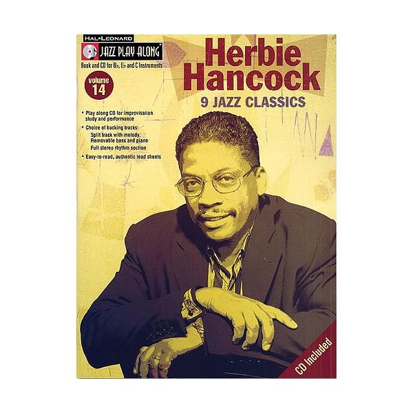 Jazz Play Along: Volume 14 - Herbie Hancock