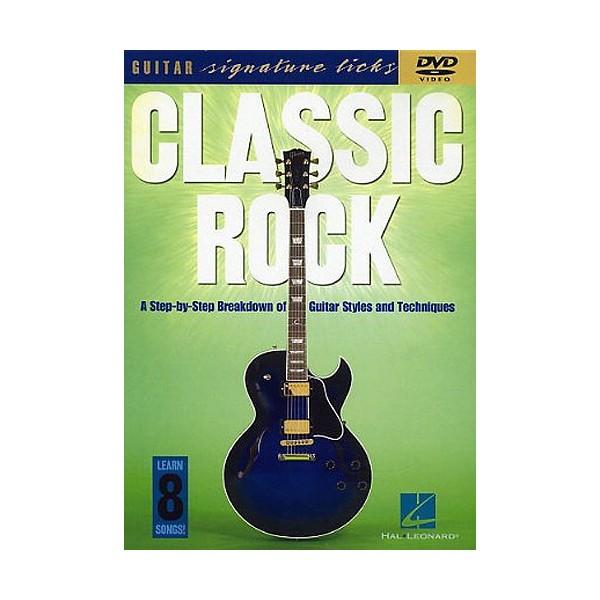 Classic Rock: Guitar Signature Licks