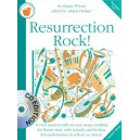 Shelia Wilson: Resurrection Rock! (Teachers Book And CD) - Wilson, Sheila (Composer)